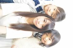 大阪市鶴見区の美容室&*again放出 親子カット、子供カット